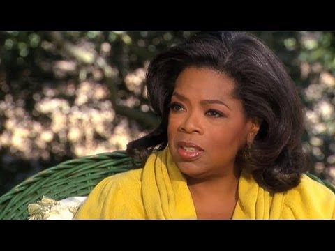 Oprah is disappointed in your choice of words.