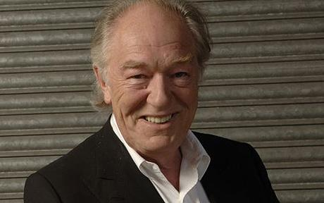 Michael Gambon... he was Dumbledore.